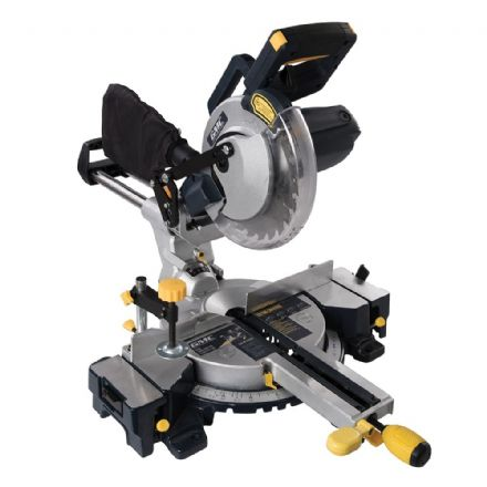 1800W Double Bar Sliding Mitre Saw 210mm